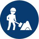 Gehörschutz für die Arbeit als Teil der PSA