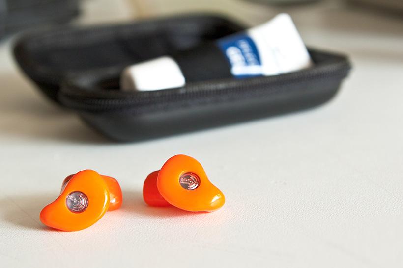 angepasster Gehörschutz PSA