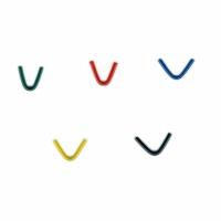 Winkel vorgebogen 3,0 farbig