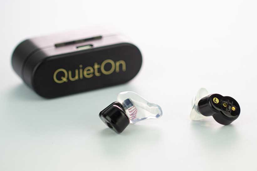 QuietOn Sleep Custom Sleeve